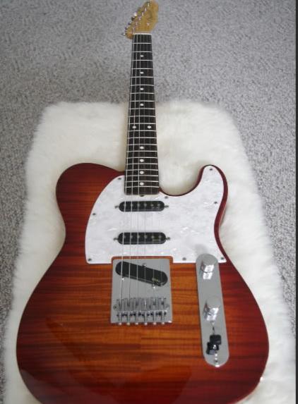 Fender Foto Flame Telecaster