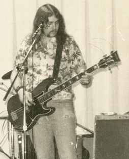 Craig Ward, Bassist for Bunkhouse Boys 1978
