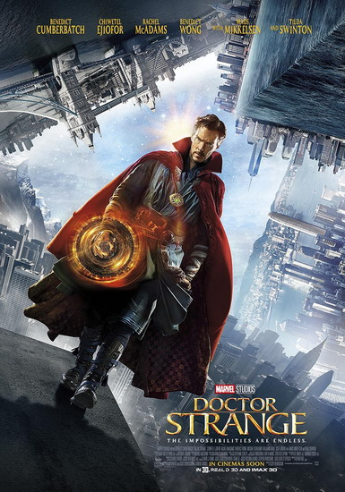 Marvel's Newest Superhero Movie Features Dr. Strange